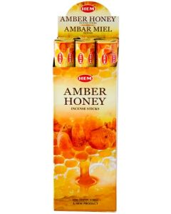 Hem Amber Honey Hexa