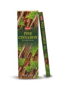 Hem Pine Cinnamon Square (25 x 8 Sticks)