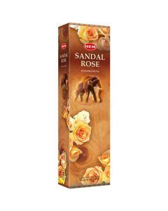 Hem Sandal-Rose Hexa