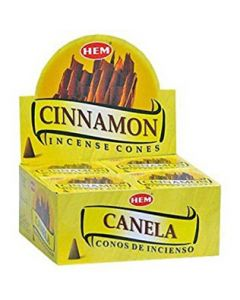 Hem Cinnamon Cones
