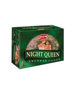 Hem Night Queen Cones