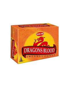 Hem Dragon Blood Cones