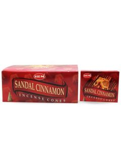 Hem Sandal Cinnamon Cones