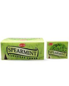 Hem Spearmint Cones