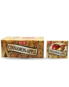 Hem Cinnamon Apple Cones