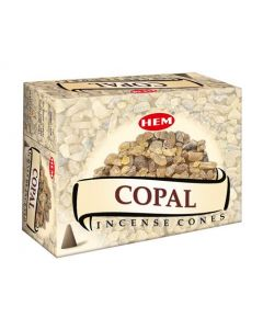Hem Copal Cones