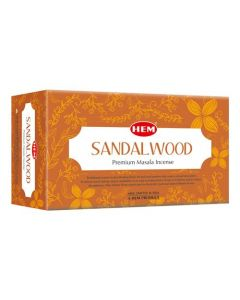 Hem Sandalwood Masala Incense 15 Grams
