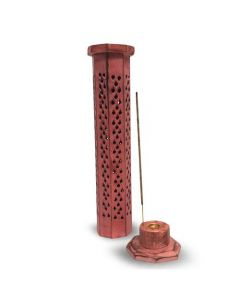 Pink Tower Incense Burner 30cm