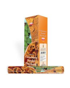 Darshan Cinnamon Sandal Patchouli  hexa