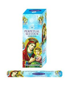 Green Tree Perpetual Succour Hexa Incense Sticks