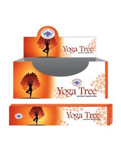 Green Tree Yoga Tree Incense 15 grams