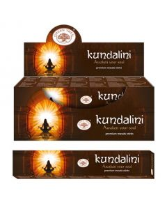 Green Tree Kundalini Incense 15 grams