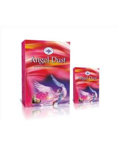 Green Tree Angel Dust Backflow Incense Cones (pack of 12)