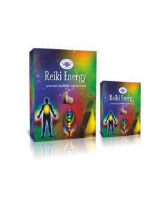 Green Tree Reiki Energy Backflow Incense Cones (pack of 12)