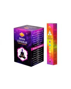 SAC Seven Chakras incense sticks
