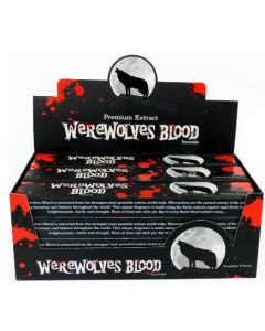Werewolves Blood incense 15gr