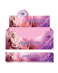 Green Tree Angel Love Natural Incense 15 grams