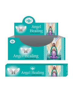 Green Tree Angel Healing Natural Masala Incense 15 grams