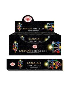 Green Tree Kabbalah Tree Of Life Incense 15 grams