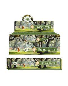 Green Tree Divine Llama Natural Incense 15 grams