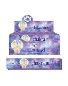 Green Tree Chakra Angel Natural Incense 15 grams