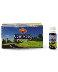 SAC Open Road  Fragrance Oil 10ml