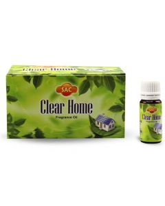 SAC Fragrance Oil Clear Home 10ml