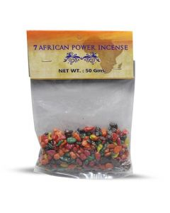 Incense grains 7 African Power 50 grs