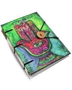 Journal Hand of Fatima  17x12cm