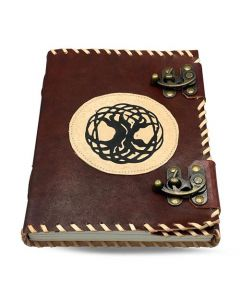Leather Journal Tree of Life Patch