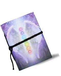 Chakra Angel Diary 7x10cm