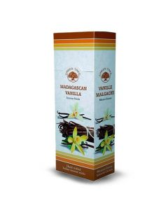 Green Tree Madagascan Vanilla Incense