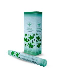 Green Tree Mint & Eucalyptus Incense