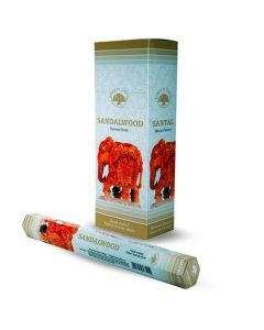 Green Tree Sandalwood Incense