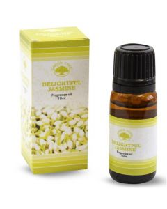 Green Tree Fragrance Oil Delightful Jasmine 10 ml