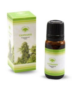 Green Tree Fragrance Oil Cannabis 10 ml