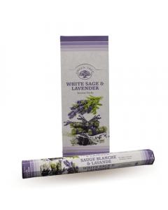 Green Tree White Sage & Lavender Incense