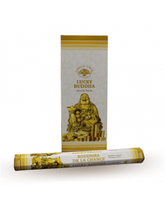 Green Tree Lucky Buddha Incense
