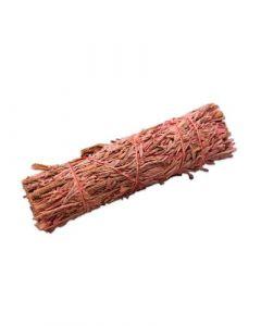 Rose Scented Smudge Stick 10cm