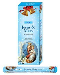 GR Jesus & Mary