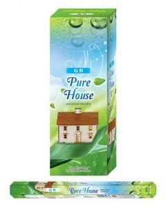GR Pure House Hexa Incense Stick