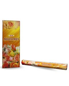 GR Milflores Hexa Incense Stick