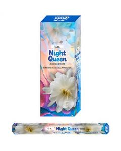 GR Night Queen Hexa Incense Stick