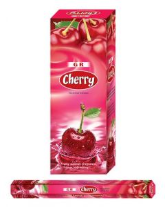 GR Cherry Hexa Incense Stick