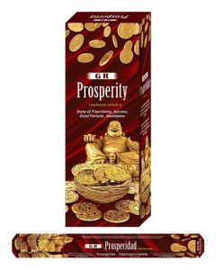GR Prosperity Hexa Incense Stick