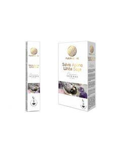 Fleur De Vie Salvia Apiana White Sage Incense Sticks 16 gram