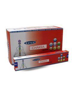 Satya Chakra Incense 15gr