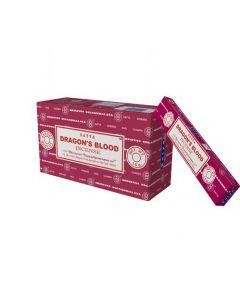 Satya Dragon's Blood Incense 15 grams