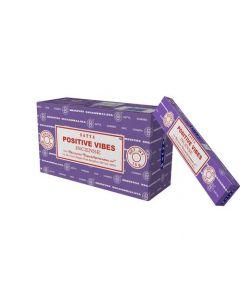 Satya Positive Vibes Incense 15 grams