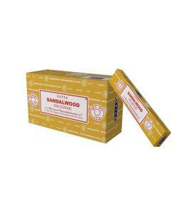 SATYA  Sandalwood  Incense 15 gr